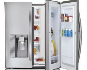 LG aduce, la IFA 2013, o serie de frigidere inteligente