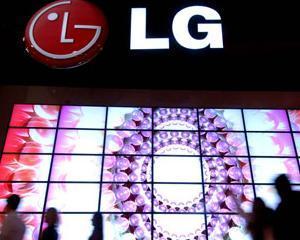 Profitul LG Electronics a scazut cu 8%