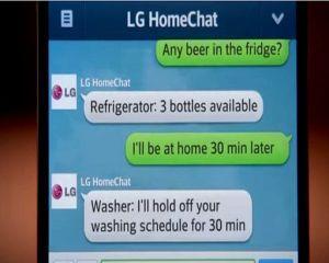 Nu stii cate beri mai ai in frigider? Intreaba-l!