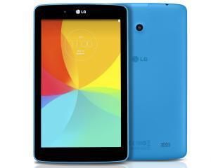 LG extinde gama de tablete prin noile modele G Pad