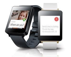 """Va da LG G Watch """"ora exacta"""" pe piata dispozitivelor care pot fi purtate?"""