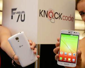 LG F70, un smartphone pentru amatorii de LTE
