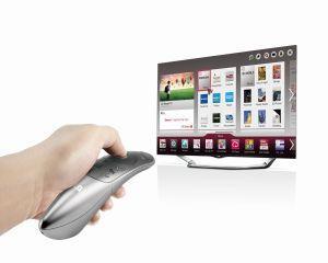 LG Smart TV, premiat pentru progresele in inovatia sistemului de recunoastere a vorbirii si a gesturilor