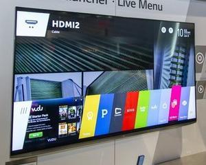 LG a reusit sa vanda un milion de televizoare cu sistem de operare webOS