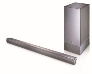 Cum se aude LG NB5540 Sound Bar