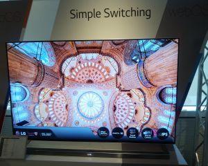 Cum arata arsenalul de televizoare LG din 2014