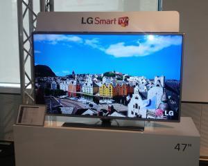 Profituri mai mari pentru LG Electronics in T1 2014