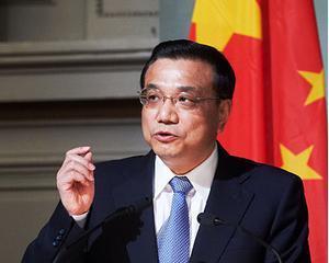 Premierul Chinei in Palatul Parlamentului: Aici simt intelepciunea si forta poporului roman