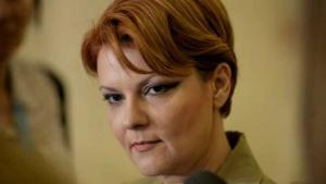 Breaking News: Olguta Vasilescu a fost inlocuita din functia de purtator de cuvant al PSD