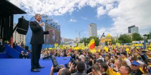 Liberalii nu isi doresc contracandidat pentru Iohannis. Orban: Nu inteleg ambitia USR-PLUS de a avea candidat propriu la prezidentiale