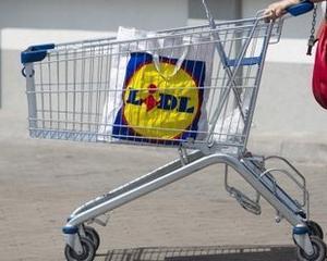 Lidl va oferi 2.500 de locuri de munca in Marea Britanie, in urma unei extinderi de 220 milioane lire sterline
