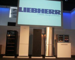 Liebherr tinteste pozitia de lider pe piata de aparatura frigorifica premium