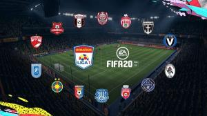 Liga I va fi inclusa in EA Sports FIFA 20
