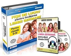 Limba germana se poate invata rapid si usor! O metoda folosita de cei mai multi parinti si profesori in 2017!