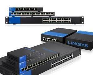 Linksys reintra pe piata echipamentelor pentru IMM-uri, cu 7 switch-uri