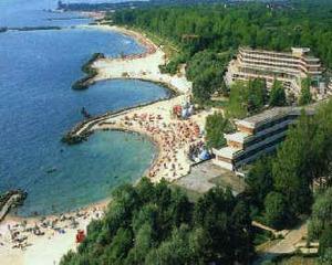 Litoralul romanesc a fost redescoperit. Plus 12% la numarul de turisti