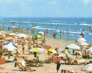 De Rusalii, numar record de turisti pe litoralul romanesc