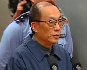 Ministru, condamnat la moarte, pentru coruptie
