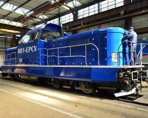 Caterpillar si Electroputere VFU Craiova s-au aliat pentru construirea si dezvoltarea de noi locomotive
