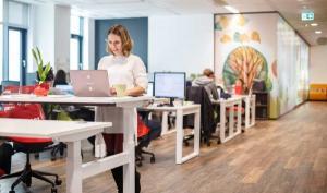 SONDAJ. Companiile vor continua sa practice un mix intre munca de la birou si munca de acasa