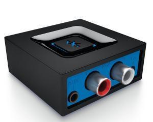 Logitech aduce, din mai, pe piata locala, Bluetooth Audio Adapter