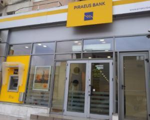 Piraeus Bank: program pilot pentru reducerea soldului si conversiei creditelor acordate in franci elvetieni