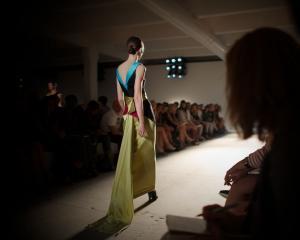 Canon a sustinut London Fashion Week