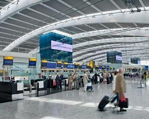 Terminalul 5 al aeroportului Heathrow isi va schimba numele pentru doua saptamani