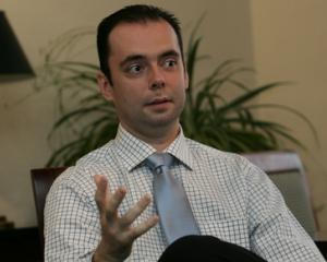 Lucian Anghel ar vrea ca noul director al BVB sa repete succesul bursei poloneze