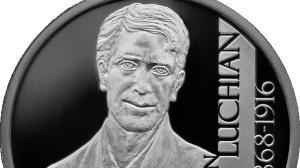 BNR, emisiune numismatica avand ca tema 150 de ani de la nasterea lui Stefan Luchian
