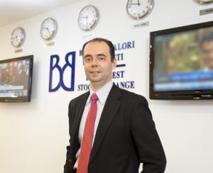 Sperante de investitii mai mari de 20-30 de ori pentru BVB
