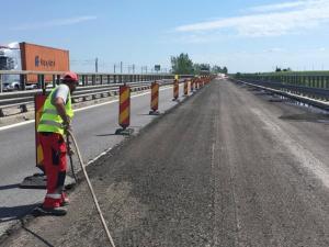 Trafic inregunat din cauza unor lucrari, pe A1 Bucuresti-Pitesti si pe A2 Bucuresti-Constanta