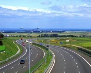 Lucrarile la o portiune de 40 de kilometri din Autostrada Transilvania se vor relua