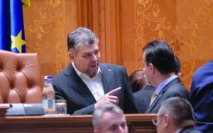 Ziua politicii la masa verde: PSD si PNL se aduna in tabere