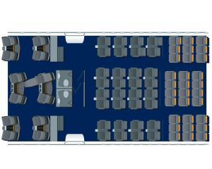 Cum arata Premium Economy Class in viziunea celor de la Lufthansa