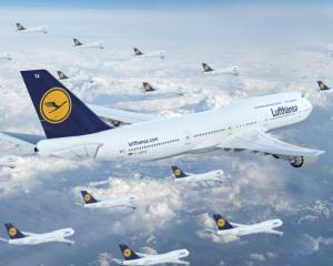 Lufthansa accelereaza modernizarea flotei in acest an