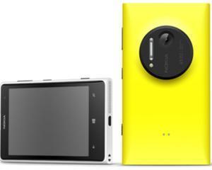 Nokia lanseaza Lumia 1020, cu camera de 41 MP