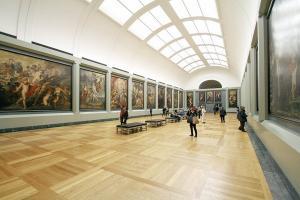 La Muzeul Luvru, pe urmele muzicienilor Jay-Z si Beyonce