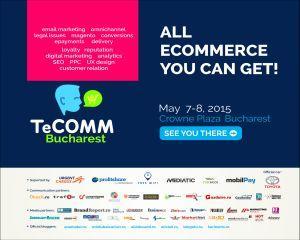 TeCOMM Bucuresti: 3 provocari ale unui magazin online la inceput de drum