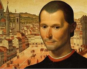 3 mai 1469: se naste Niccolo Machiavelli