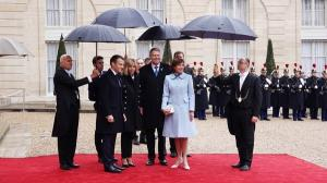 Presedintele Romaniei deschide, la Paris, Sezonul cultural Romania-Franta