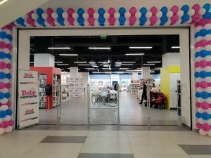 Mega Mall isi extinde portofoliul de chiriasi cu un magazin Bebe Supermarket