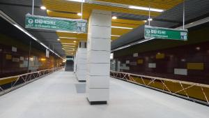 FOTOGALERIE: Cand va fi gata metroul din Drumul Taberei? Metrorex si API se contrazic