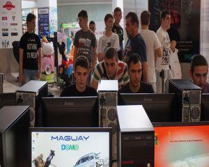 O noua competitie de gaming organizata de Maguay si DOMO