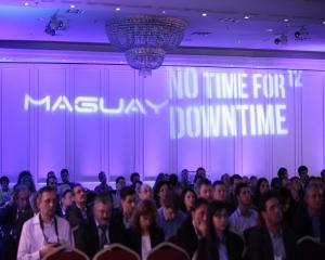 Maguay a organizat No Time for Downtime, editia a XII-a