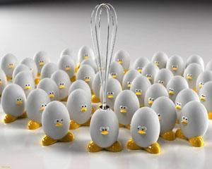 Mai multe oua, mai multa memorie