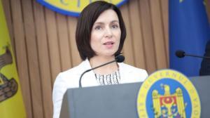 R.Moldova si-a dat jos Guvernul prin motiune de cenzura: Maia Sandu pleaca azi acasa