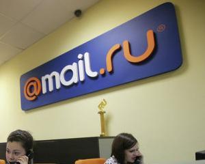 Mail.Ru si-a vandut toate actiunile detinute la Facebook