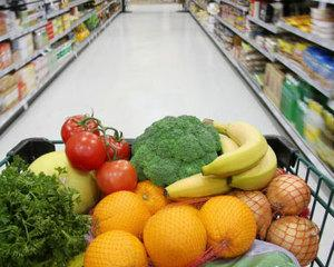 In martie, alimentele a fost la mare pret in toata lumea
