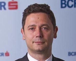 Sef nou la cea mai mare banca din Romania: Sergiu Manea